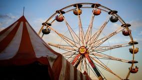 Ferris Wheel Immagini Stock Libere da Diritti
