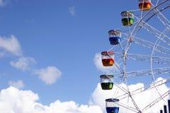 Ferris Wheel 5 Royaltyfri Fotografi