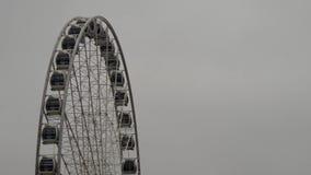 Ferris Wheel almacen de metraje de vídeo
