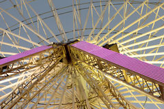 Ferris Wheel Foto de Stock Royalty Free