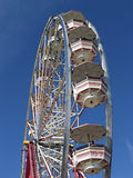 Ferris Wheel. At the fair royalty free stock photo