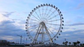 Ferris Wheel stock video