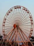 Ferris Wheel. Tall ferris wheel at sundown Stock Image