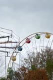 Ferris Wheel Royalty-vrije Stock Afbeelding