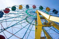 Ferris Wheel Imagen de archivo libre de regalías