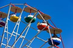 Ferris Wheel. On a Market Stock Photography