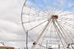 Ferris Wheel royaltyfria foton