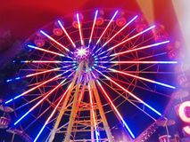 Ferris Wheel fotografie stock