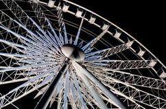 ferris wheel Στοκ εικόνες με δικαίωμα ελεύθερης χρήσης