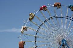 Ferris wheel. Carnival ferris wheel stock photos