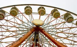 Ferris Wheel. Top of the ferris wheel Stock Image