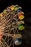 Ferris Wheel. Luna Park, Sydney, Australia stock photos