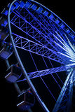 Ferris Wheel images libres de droits