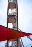 Ferris Wheel Fotografering för Bildbyråer