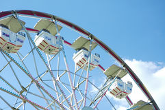 Ferris Wheel. At the Carnival royalty free stock photography