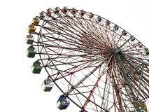 A Ferris Wheel Royalty Free Stock Images