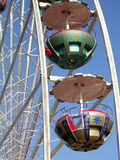 Ferris Wheel. On the harbour birthday in Hamburg Germany Royalty Free Stock Photos
