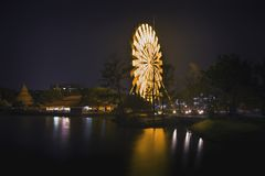 Ferris Wheel Royaltyfria Bilder
