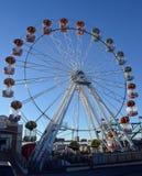 Ferris Wheel, Aberdeen, Escócia Fotografia de Stock