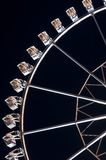 Ferris wheel at amusement park Stock Photo
