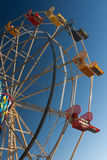 Ferris wheel at amusement park Royalty Free Stock Photo