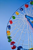 Ferris wheel in Amusement Park Stock Photos