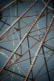 Ferris Wheel in Amusement Park on Stock Image