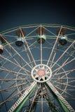 Ferris Wheel in Amusement Park on Stock Photography