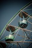 Ferris Wheel in Amusement Park on Royalty Free Stock Images