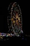 Ferris wheel amusement park Royalty Free Stock Photo
