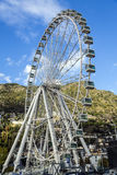 Ferris Wheel at Andorra la Vella Andorra Royalty Free Stock Image