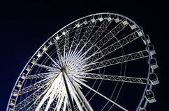 Ferris wheel at  Asiatique Royalty Free Stock Photo
