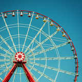 Ferris wheel attraction. Stock Photo