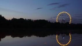 Ferris Wheel Beyond el río metrajes