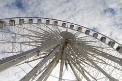 Ferris wheel. Stock Photos