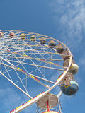 Ferris Wheel - Blackpool stock photography