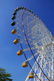 Ferris wheel in the Blue sky Stock Photos