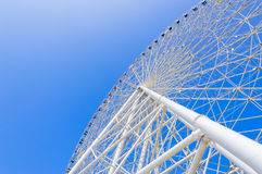 The ferris wheel Royalty Free Stock Image