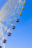 The ferris wheel Stock Photos