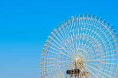 .Ferris Wheel with Blue Sky. Ferris Wheel with Blue Sky Stock Photography