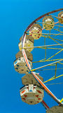 Ferris Wheel and blue sky Stock Photography