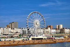 Ferris Wheel Brighton Stock Photography