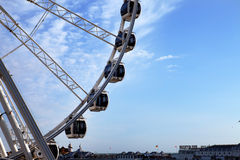 Ferris wheel brighton england amusement Royalty Free Stock Photography