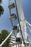Ferris wheel Budapest Royalty Free Stock Photography