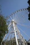 Ferris wheel Budapest Stock Image