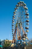 Ferris wheel in Buenos Aires Royalty Free Stock Photography