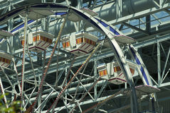 Ferris Wheel. In a building Royalty Free Stock Images