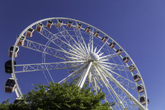 Ferris Wheel Cape Town Fotografie Stock