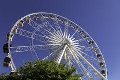 Ferris Wheel Cape Town Stock Foto's