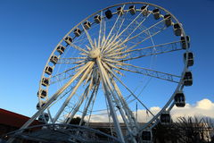 The Ferris Wheel of Cape Town Royalty Free Stock Image